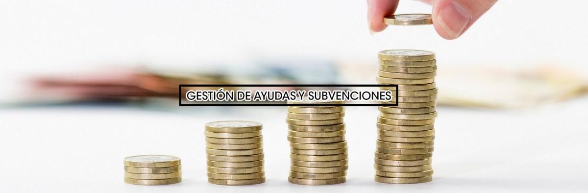 Portada gestión de ayudas y subvenciones en Castellón