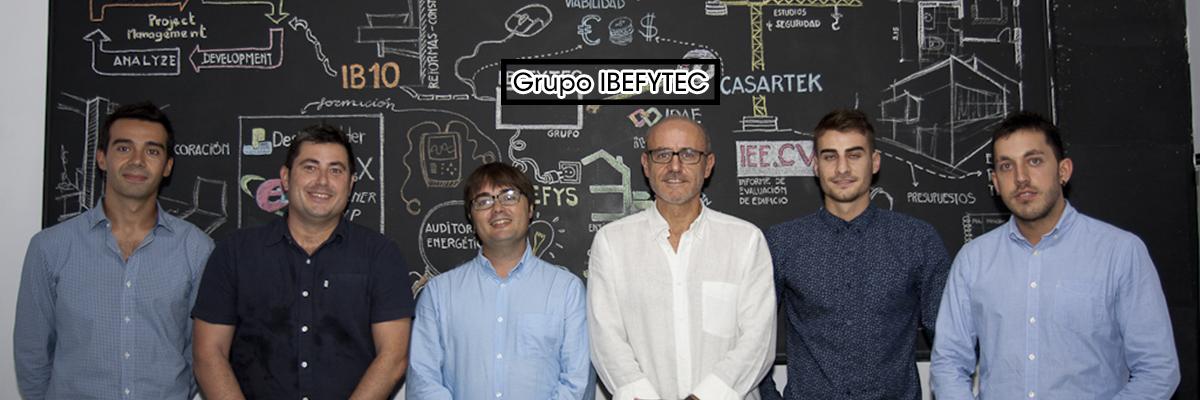 Portada Grupo Ibefytec