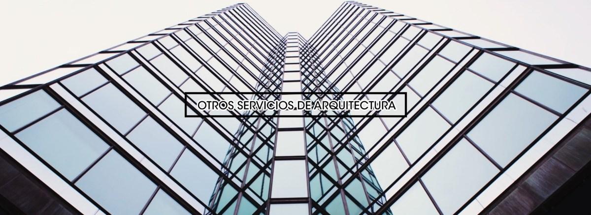 Portada otros servicios de arquitectura en Castellón
