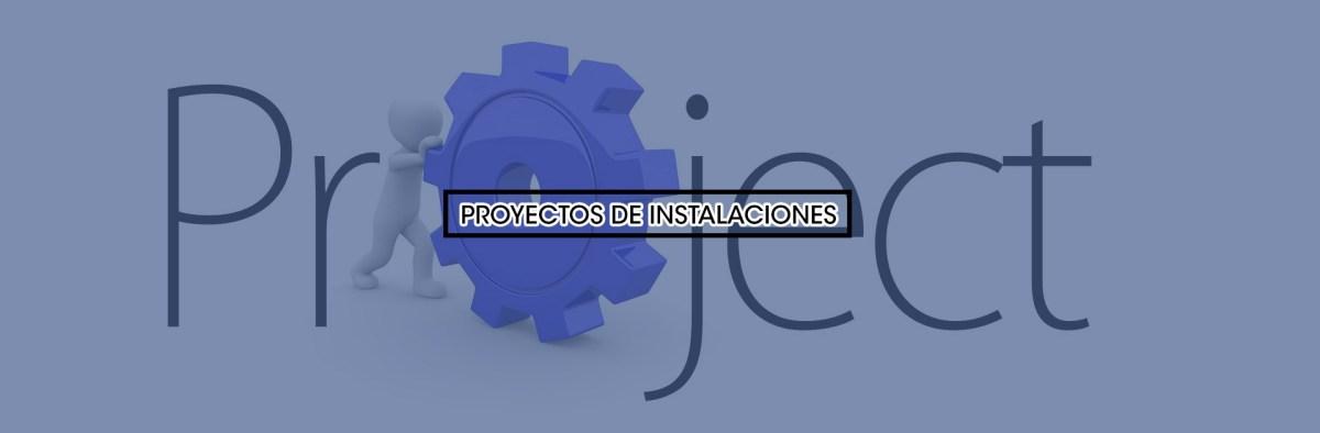 Portada proyectos de instalaciones en Castellón