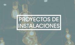 Proyectos de instalaciones en Castellón