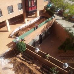Sección mantenimiento de edificios