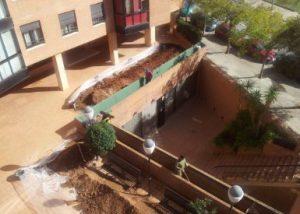 Mantenimiento edificio Florazahar