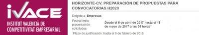 Programa Macro de Investigación e Innovación 2014-2020 Horizonte 2020